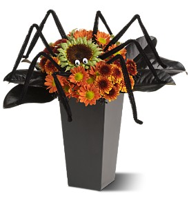 Spooktacular Spider in Salt Lake City UT, Huddart Floral