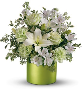Teleflora's Sea Spray Bouquet in Mooresville NC, All Occasions Florist & Boutique