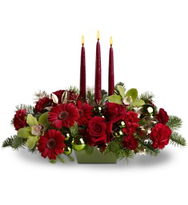 Dreaming of Christmas in Norwich NY, Pires Flower Basket, Inc.