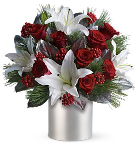 Teleflora's Lilies and Roses in Prince George BC, Prince George Florists Ltd.