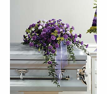 Casket Spray in Abington MA, The Hutcheon's Flower Co, Inc.