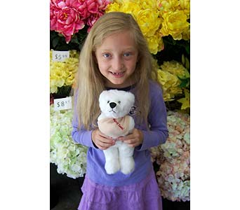 Get Well Soon Bear in Palm Desert CA, Milan's Flowers & Gifts