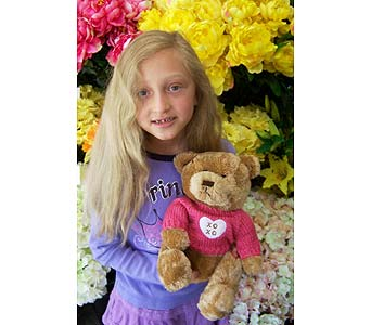 XoXo Bear in Palm Desert CA, Milan's Flowers & Gifts