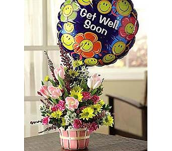 Get Well Wishes in Palm Desert CA, Milan's Flowers & Gifts