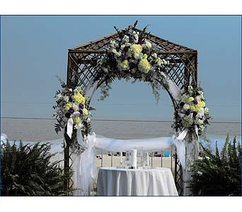 Vine Gazebo in Tuckahoe NJ, Enchanting Florist & Gift Shop
