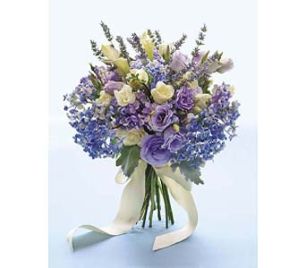 Lavender Country Bouquet in Perrysburg & Toledo OH  OH, Ken's Flower Shops