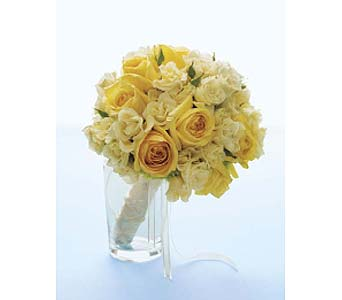 Yellow Spray Rose Bouquet in Perrysburg & Toledo OH  OH, Ken's Flower Shops