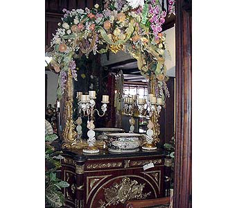 Antique Decorations in San Antonio TX, Allen's Flowers & Gifts