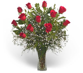 Precious Roses in Amarillo TX, Shelton's Flowers & Gifts