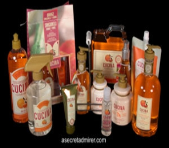 Cucina Scents - Sanquinelli Orange and Fennee in Oshkosh WI, House of Flowers