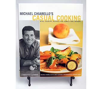 Michael Chiarello's Casual Cooking in Oshkosh WI, House of Flowers