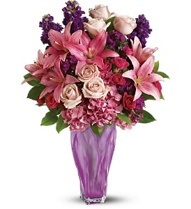 Lavender Elegance Bouquet Deluxe in Salt Lake City UT, Especially For You