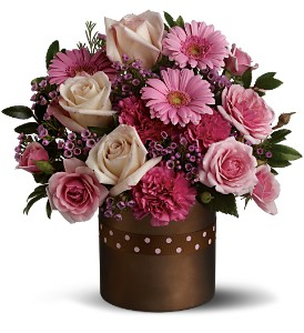 Teleflora's Just Smitten in Isanti MN, Elaine's Flowers & Gifts
