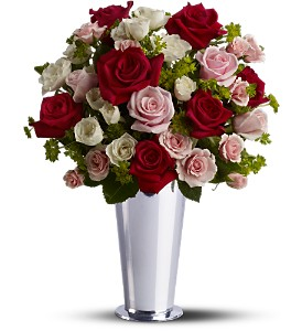 Love Letter Roses in San Jose CA, Almaden Valley Florist