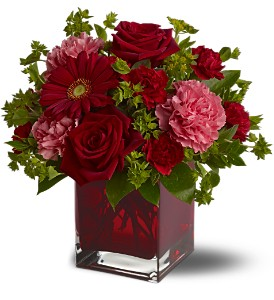 Together Forever by Teleflora in Valparaiso IN, Schultz Floral Shop