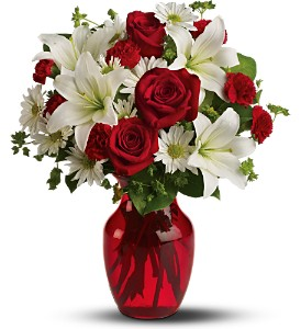 Be My Love in Largo FL, Rose Garden Florist