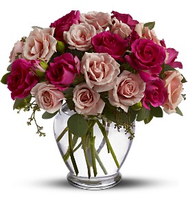 Spray Roses are Pink in Boca Raton FL, Boca Raton Florist