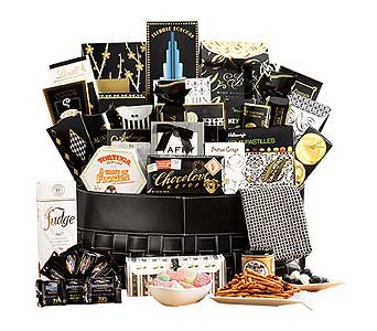 Gourmet Grandeur Gift Basket in Los Angeles CA, RTI Tech Lab