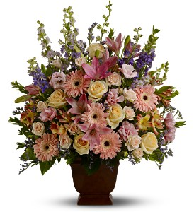 Teleflora's Loving Grace in Oklahoma City OK, Array of Flowers & Gifts