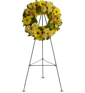 Circle of Sunshine in Tacoma WA, Blitz & Co Florist