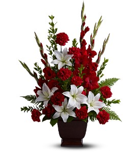Teleflora's Tender Tribute in Oklahoma City OK, Array of Flowers & Gifts