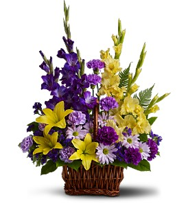 Basket of Memories in Jamestown NY, Girton's Flowers & Gifts, Inc.