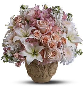 Teleflora's Garden of Memories in Orleans ON, Crown Floral Boutique