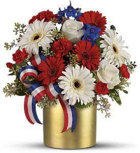 Teleflora's Hope Bouquet in Isanti MN, Elaine's Flowers & Gifts