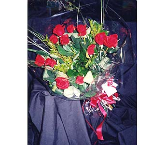 1 Dz Red Roses in South Surrey BC, EH Florist Inc