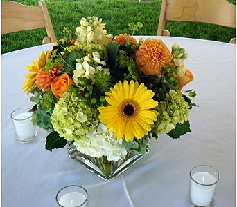 Rosannas Flowers Weddings in Westerly RI, Rosanna's Flowers