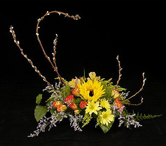 Everyday Contemporary Arrangement in Lewistown PA, Deihls' Flowers, Inc