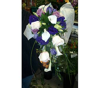 Purple & White FavoritePlease call for more info 888-279-7845 in Manotick ON, Manotick Florists