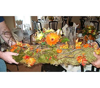 Fall Head TablePlease call for more info 888-279-7845 in Manotick ON, Manotick Florists