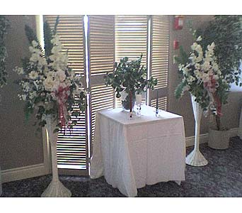 Orchardview Indoor WeddingPlease call for more info 888-279-7845 in Manotick ON, Manotick Florists