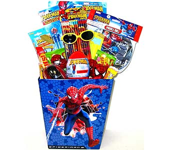 Oklahoma city florist array of flowers and gifts okc oklahoma egb5 spiderman egg cellence easter basket in oklahoma city ok negle Choice Image