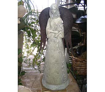 Angel in Bakersfield CA, All Seasons Florist
