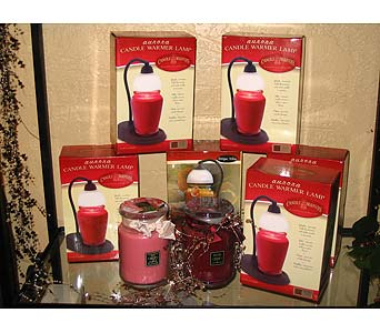 New Candle Warmers in Bakersfield CA, All Seasons Florist