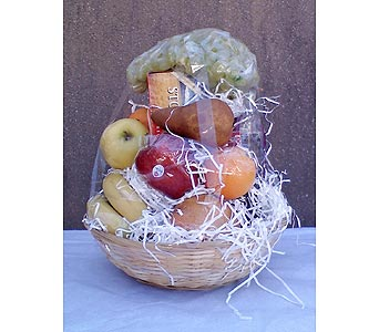 Fruit Basket in Medford NY, Sweet Pea Florist