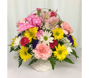 Basket of Cheer in Titusville FL, Floral Creations By Dawn