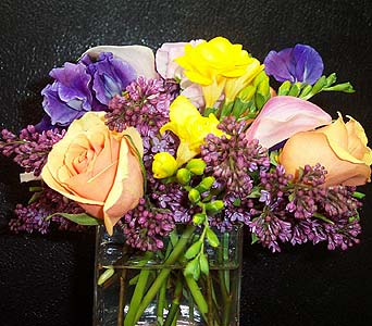 Spring Medley in New York NY, Fellan Florists Floral Galleria
