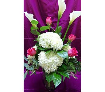 Elegant Love in Port St Lucie FL, Flowers By Susan