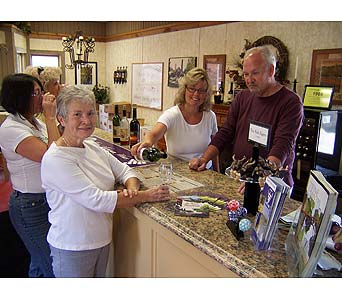 Wine Tasters in Marshall MI, The Marshall Flower Haus