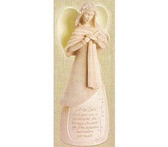 Healing Angel Figurine in Nashville TN, The Bellevue Florist