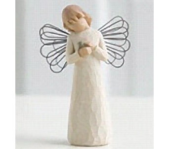 Angel of Healing Willow Tree figurine in Nashville TN, The Bellevue Florist
