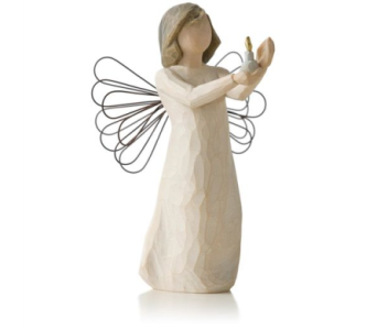 Angel of Hope  Willow Tree figurine in Nashville TN, The Bellevue Florist