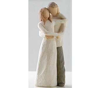 Together  Willow Tree figurine in Nashville TN, The Bellevue Florist