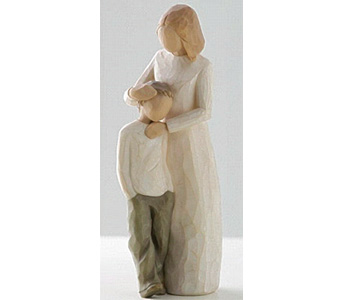 Mother and Son  Willow Tree figurine in Nashville TN, The Bellevue Florist