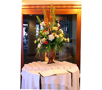 Wedding Centerpiece in Kennett Square PA, Barber's Florist Of Kennett Square