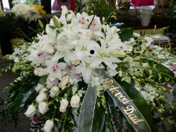 Classic Casket Spray in West Nyack NY, West Nyack Florist