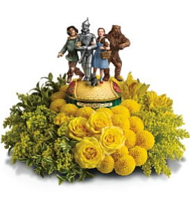 The Wizard of Oz Bouquet by Teleflora in Festus MO, Judy's Flower Basket